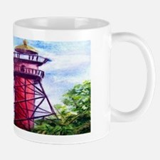 """Light at Anclote Key"" Mug"