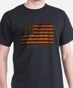 Born on the fourth of july T-Shirt