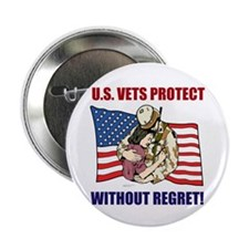 "Vets Protect 2.25"" Button"