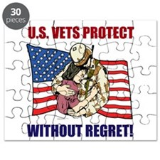 Vets Protect Puzzle