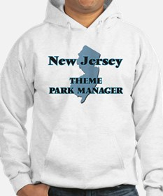 New Jersey Theme Park Manager Hoodie
