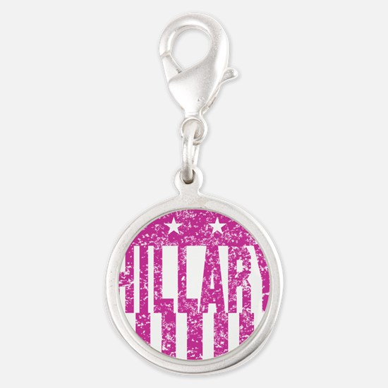 hillary clinton stars and stripes Charms
