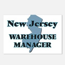 New Jersey Warehouse Mana Postcards (Package of 8)