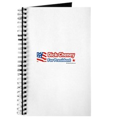 Dick Cheney for President Journal