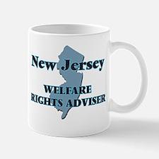 New Jersey Welfare Rights Adviser Mugs