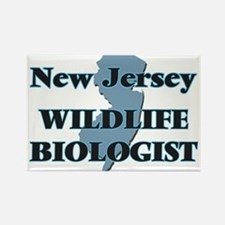 New Jersey Wildlife Biologist Magnets