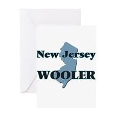 New Jersey Wooler Greeting Cards