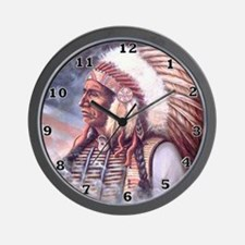 Thanksgiving Memories Wall Clock