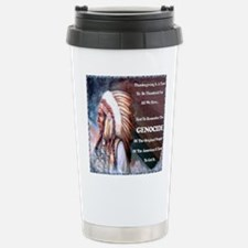 Thanksgiving Memories Stainless Steel Travel Mug