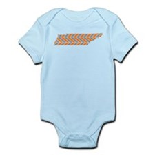 Tennessee Chevron Body Suit