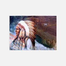 Star Chief 5'x7'Area Rug