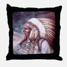 Star Chief Throw Pillow