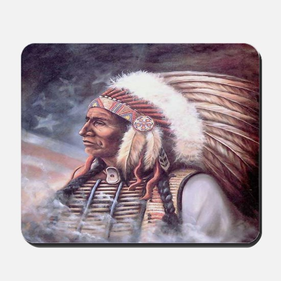 Star Chief Mousepad