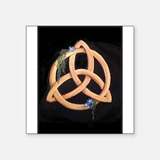 Celtic Triskele Knot Sticker