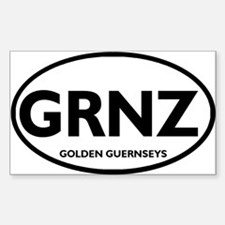 Cute Guernsey Stickers