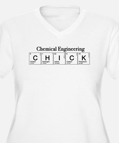 Chemical Engineering Chick T-Shirt