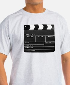 Clapperboard for movie making T-Shirt