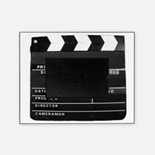 Clapperboard for movie making Picture Frame