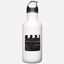 Clapperboard for movie Water Bottle