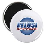Pelosi for President Magnet