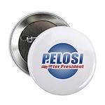 Pelosi for President Button