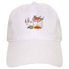 Barbecue Baseball Cap