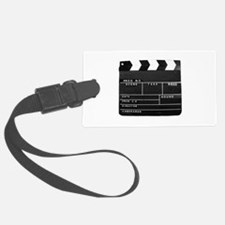 Clapperboard for movie making Luggage Tag