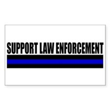 Support Law Enforcement Decal
