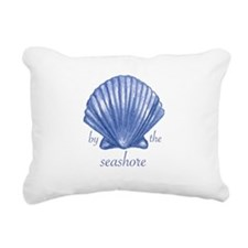 By The Seashore Rectangular Canvas Pillow