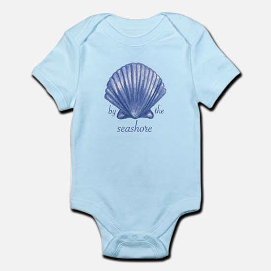 By The Seashore Body Suit