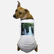 Banias Waterfall Dog T-Shirt