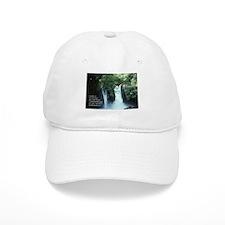 Banias Waterfall Baseball Baseball Cap