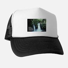 Banias Waterfall Trucker Hat