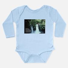 Banias Waterfall Body Suit