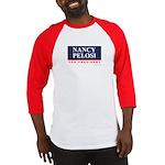 Nancy Pelosi for President Baseball Jersey