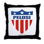Nancy Pelosi Throw Pillow