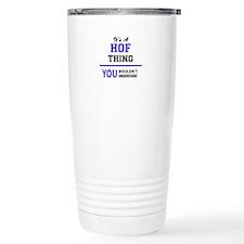 Thing Travel Mug