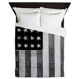 American flag Queen Duvet Covers