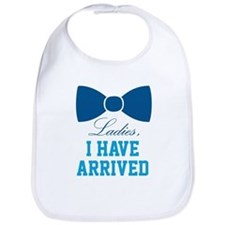 Ladies, I have arrived Bib