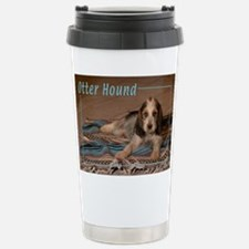 Cute Otterhound Travel Mug