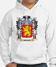 Rodas Coat of Arms - Family Cres Hoodie