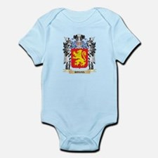 Rodas Coat of Arms - Family Crest Body Suit