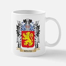 Rodas Coat of Arms - Family Crest Mugs