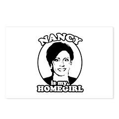 Nancy Pelosi is my homegirl Postcards (Package of