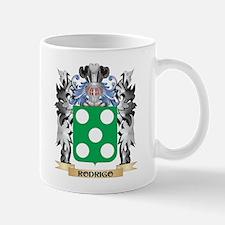Rodrigo Coat of Arms - Family Crest Mugs