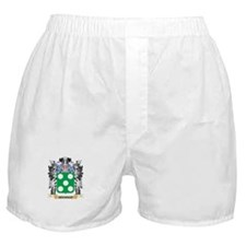 Rodrigo Coat of Arms - Family Crest Boxer Shorts