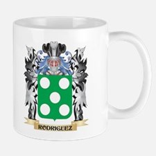 Rodriguez Coat of Arms - Family Crest Mugs