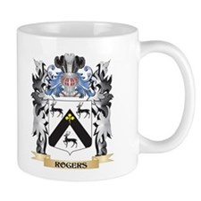 Rogers Coat of Arms - Family Crest Mugs