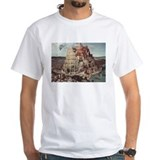 Bruegel Mens White T-shirts