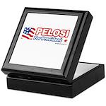 Pelosi for President Keepsake Box